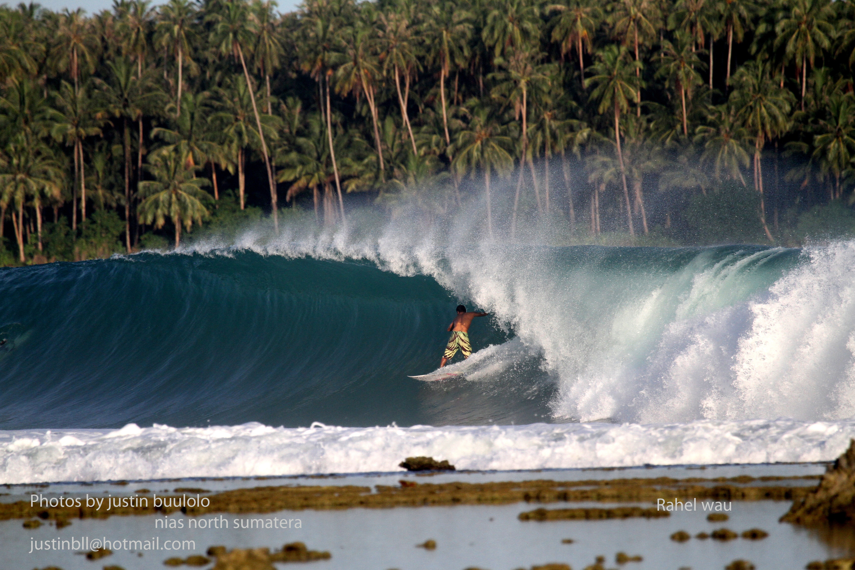 Marlyntonias Nias Paradise Is Waiting For You