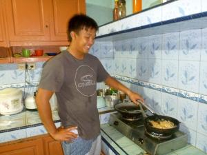 master chef Justin